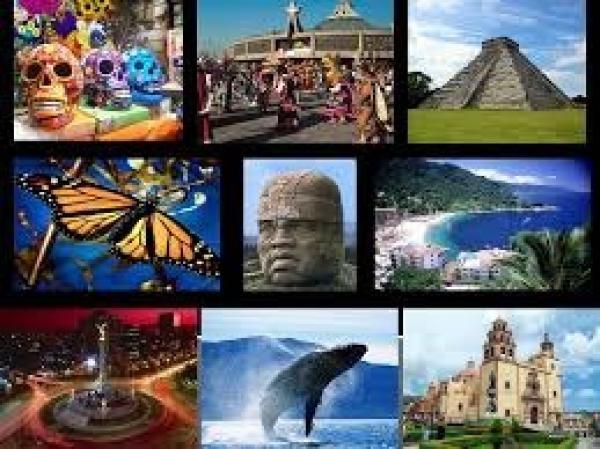México sexto lugar en el ranking internacional de turismo.