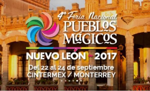 Realiza Secretaria de Turismo Feria Nacional de Pueblos Mágicos