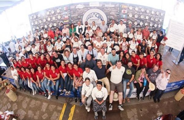 """""""Sexto Encuentro de Cocina Tradicional Guanajuato ¡Sí sabe""""¡"""