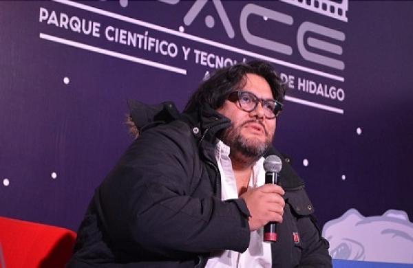 Hidalgo referente nacional e internacional en materia espacial.