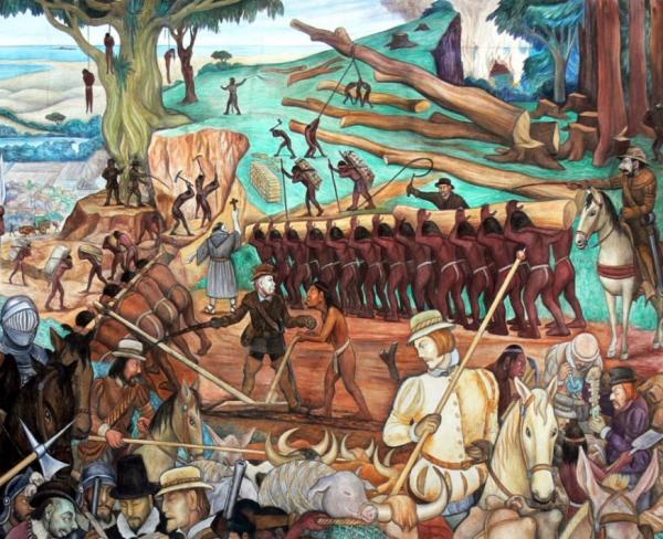 12 de octubre 1492; ¿descubrimiento de América?