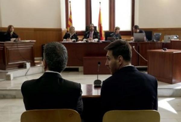 Tribunal revisará condena de Messi a tres días del clásico