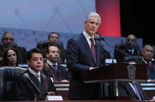 Tercer Informe Tribunal Superior de Justicia Estado de México