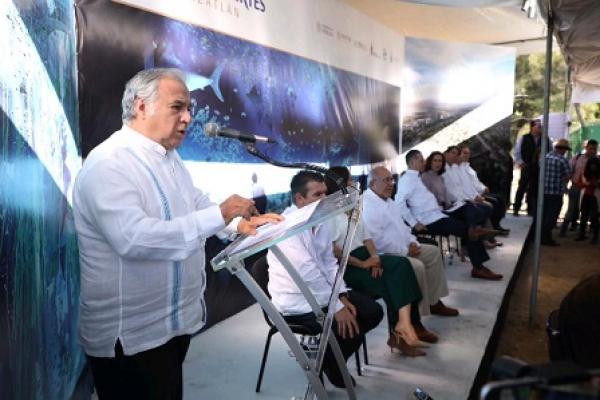 Inicia construcción de Acuario de Mazatlán: Secretaria de Turismo