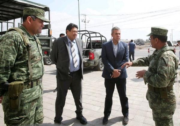 Alcalde de Ecatepec a favor de la creación de la Guardia Nacional