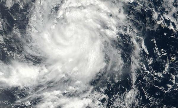 Alerta en el Caribe por llegada de Irma.