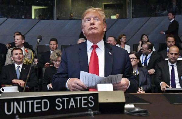 Inucia juicio formal contra el presidente Donald Trump.