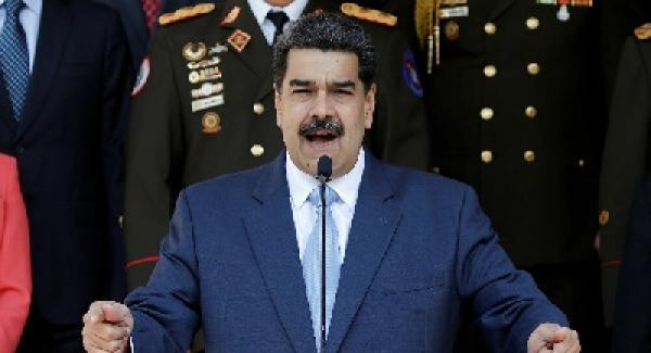 Sin señas del movimiento de artillería ordenado por Maduro