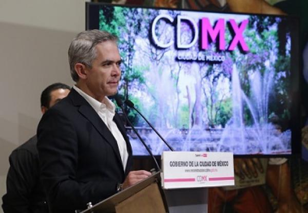 Envia GCDMX a la ALDF Iniciativa para reconstrucción CDMX