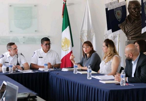 En Cuajimalpa se trabaja en beneficio de la ciudadanía.
