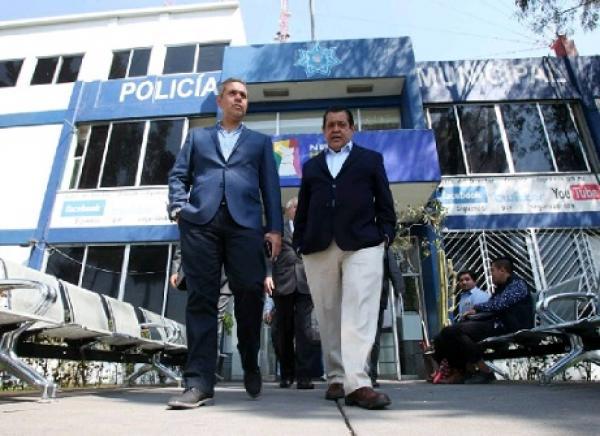Alcaldes de Ecatepec y Neza suman esfuerzos contra la inseguridad