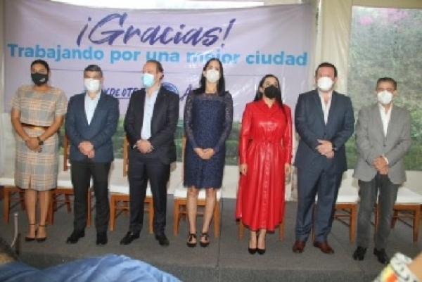 Participan Alcaldes electos en reunión con Cámaras de la CDMX
