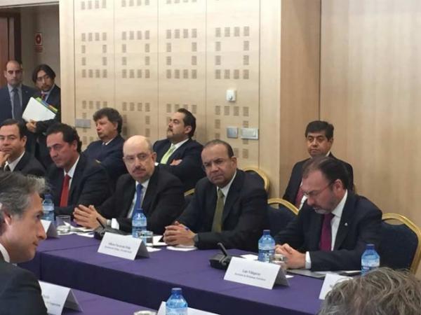 Propondrán México y España acciones para generar empleos