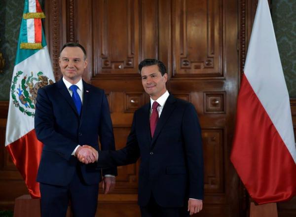 México y Polonia firman nueve acuerdos de cooperación