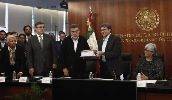 Aprueba Senado el Tratado México, Estados Unidos, Canada (T-MEC)