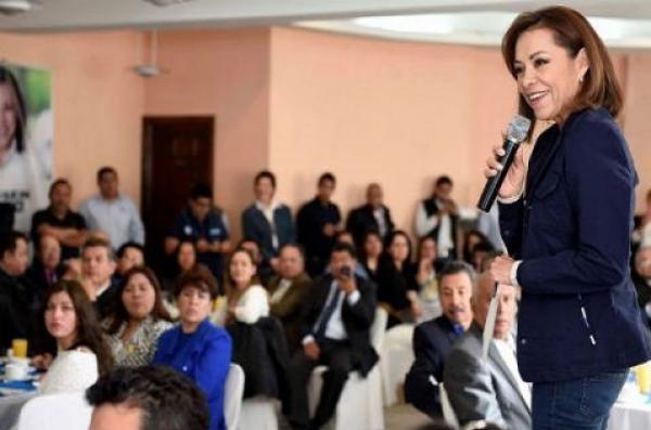 Josefina se compromete a crear un millón de empleos