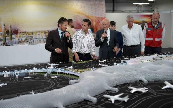 El Nuevo Aeropuerto va: Paz Quiñonez