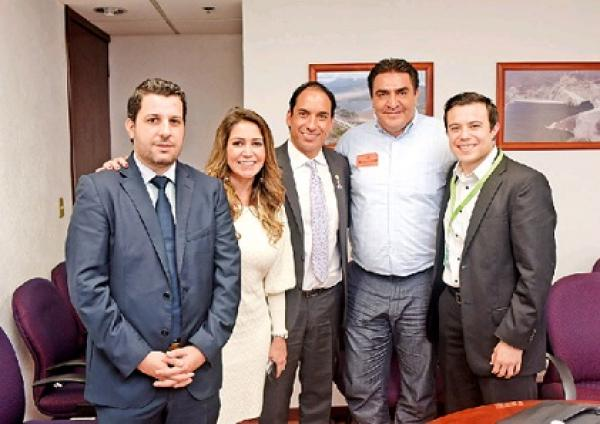 Respalda Anilú Ingram a sector empresarial turístico de Veracruz