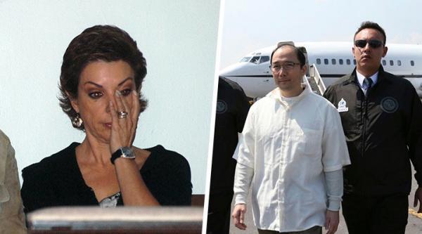 Exponen turbia relación entre los hijos de Marta Sahagún y Zhenli
