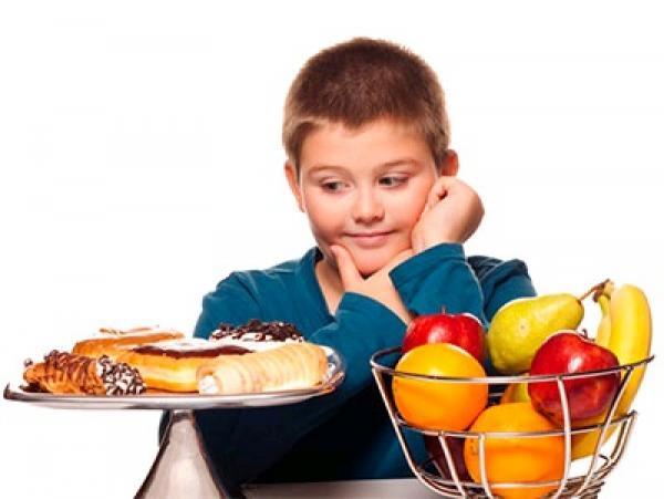 Pequeñas grandes diferencias: Nutrición y Alimentación.
